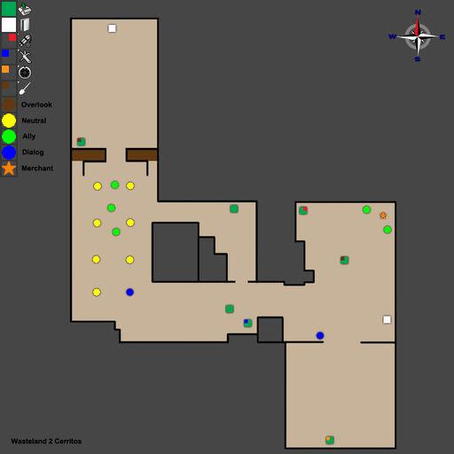 WL2 Cerritos Map Walkthrough