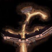 WL2 Ranger Citadel Map Minimap