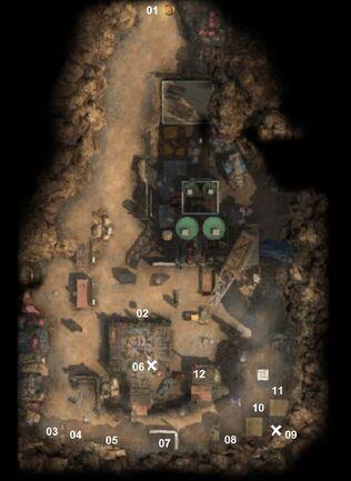 WL2 Оплот крушителей карта