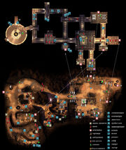 WL2 Temple of the Titan map