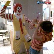 Ronalds pimp hand
