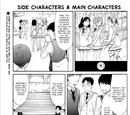 WataMote Chapter 131