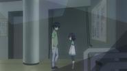 Kii talk to Kosaka