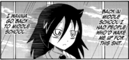 Tomoko Misses Middle School TMc28