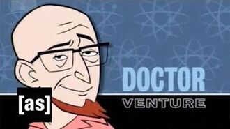 The Venture Bros. Show Open The Venture Bros. Adult Swim