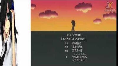 WataMote! Ending 3