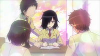 Tomoko brilliant