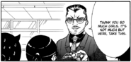 Grateful Yakuza cTM27