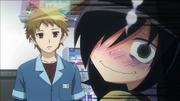 Tomoko respond