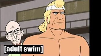 The Best of... Brock Samson The Venture Brothers Adult Swim