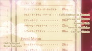 Cafe Olive Menu E9