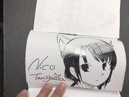 Yuri Cat Ears