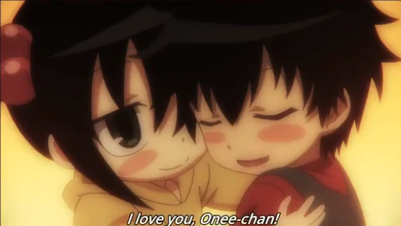 File:Tomoko and Tomoki as Toddlers.png