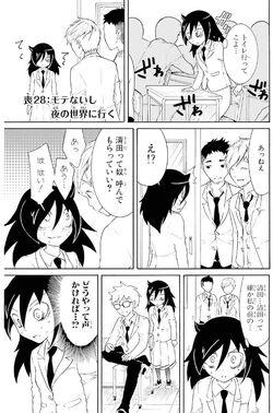 WataMote Manga Chapter 028