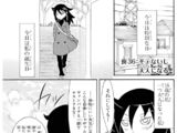 WataMote Chapter 036