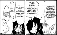Tomoko Ucchi Anime