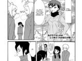 WataMote Chapter 107