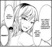 Yoshida sees Tomoki
