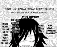 Tomoko Voice Actor Sayings