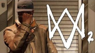 Watch Dogs 2 - Aiden Pearce Easter Egg-0