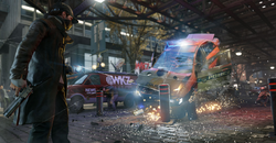 Capturas de pantalla de Watch Dogs (Pylon)