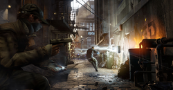 Capturas de pantalla de Watch Dogs (Hacking)