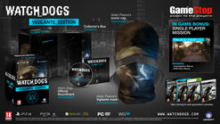 Watch Dogs Edición Vigilante