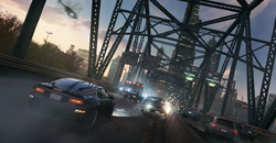 Capturas de pantalla de Watch Dogs (Escape)