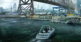 Diseños de Watch Dogs (Harbor)