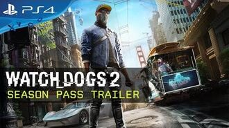 Watch Dogs 2 - Tráiler del Season Pass
