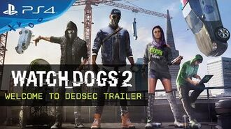 Watch Dogs 2 - Welcome to DedSec Trailer ES