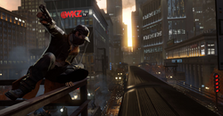 Capturas de pantalla de Watch Dogs (Catching the Train)