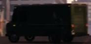 Camión blindado
