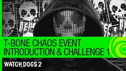 Watch Dogs 2 T-Bone Chaos Event – Introduction & Challenge 1