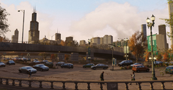 Capturas de pantalla de Watch Dogs (Chicago Streets)