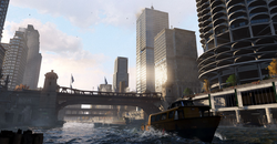 Capturas de pantalla de Watch Dogs (Boating)