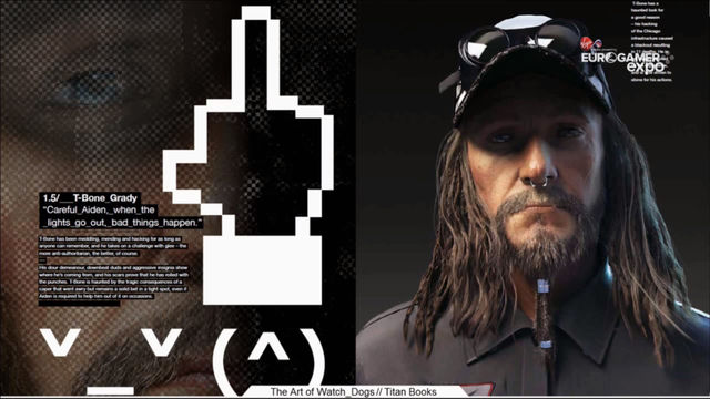 Categor a personajes de watch dogs 2 wiki watch dogs - Watch dogs 2 clara ...