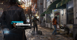 Capturas de pantalla de Watch Dogs (Aiden Hacking)