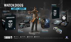 Watch Dogs Edición Coleccionista Limitada