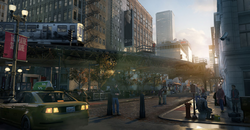 Capturas de pantalla de Watch Dogs (City Streets)