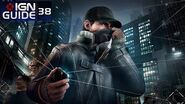 Watch Dogs Walkthrough - Act 4, Mission 07 No Turning Back, pt 1
