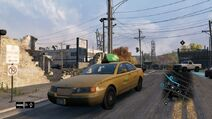 Taxi Vessel