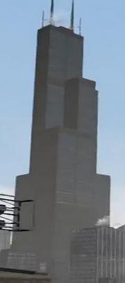 Watch Dogs Sears Tower