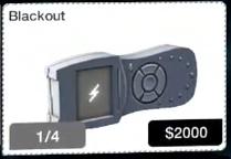 Blackout icon