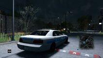 Police Vessel Rear
