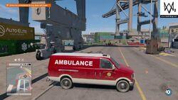 Ambulance Tezcas