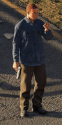 Corrcop gunman