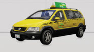 Crosscountry Taxi