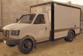 Delivery Truck WD2