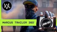 Watch Dogs 2 Trailer Marcus 360º